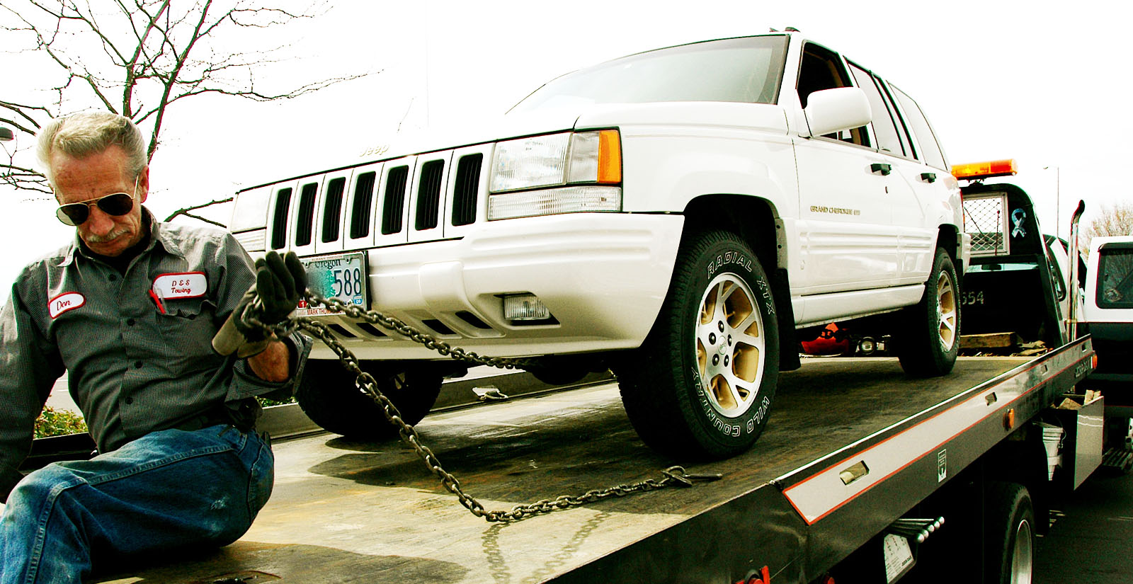 Towing Service New Orleans